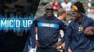 "Anthony Lynn Mic'd Up vs. Bengals ""Start fast! Bring that energy!"" | NFL Films"