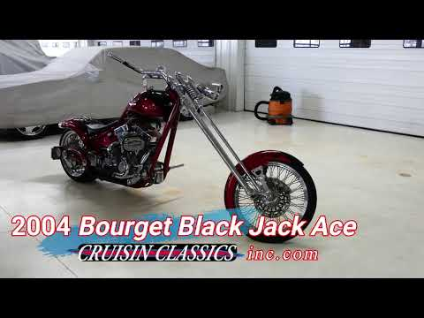 2004 Bourget Motorcycle (CC-1176225) for sale in Columbus, Ohio