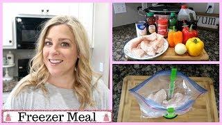 FREEZER MEALS - Dump N Go Chicken Recipes