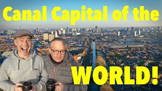 Canal Capital of the World! Birmingham by Narrowboat on the BCN Old Main Line.