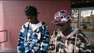 Unseen (VOSTFR): Shoot Em Up Bang Bang Props To The Hood