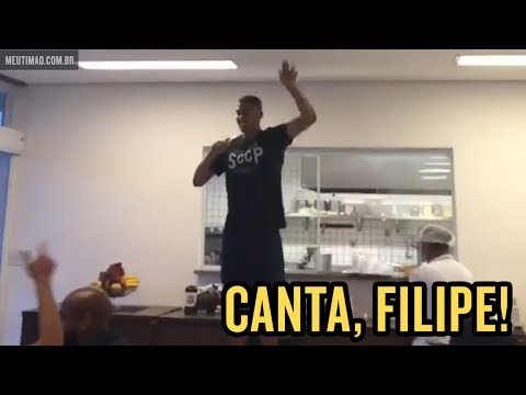 """Goleiro do Corinthians é """"batizado"""" no profissional"""