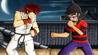 Mata Aburrimiento - Curiosidades: Street Fighter