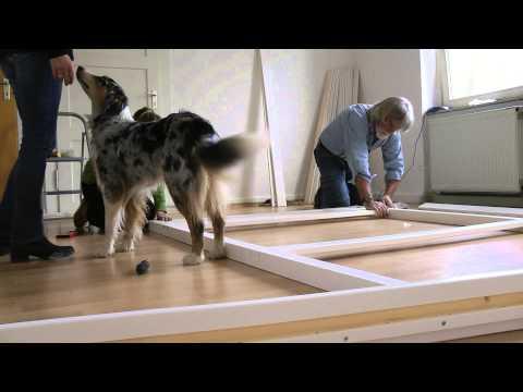 HOCHBETTEN sind KULT - von EIGENBAU bis IKEA - made by kanukassel