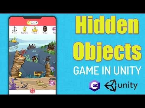 Create Hidden Objects Game in 1 Hour   Unity 2D Tutorial