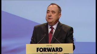 Alex Salmond BRAVEHEART Speech 19 Oct 2013