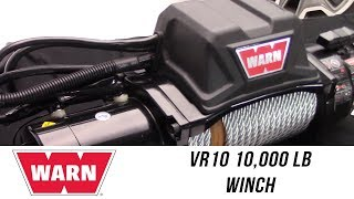 In the Garage™ with Total Truck Centers™: WARN VR10 Standard Duty Winch