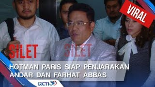 Video SILET - Hotman Paris Siap Penjarakan Andar Situmorang Dan Farhat Abbas [27 Agustus 2019] MP3, 3GP, MP4, WEBM, AVI, FLV September 2019