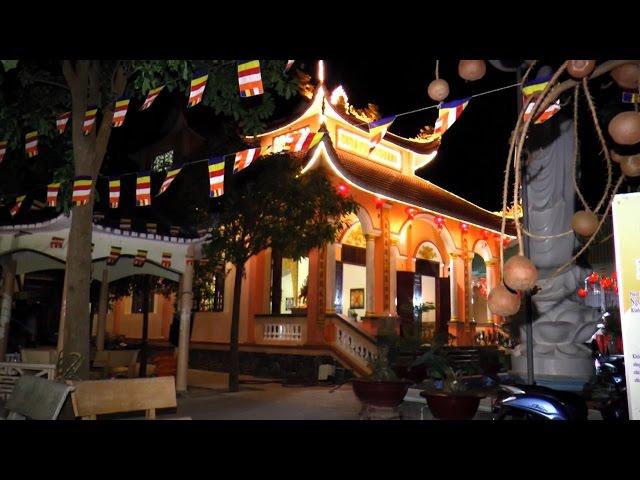 Văn Nghệ Phật Giáo CHÙA PHẬT QUANG T BẾN TRE