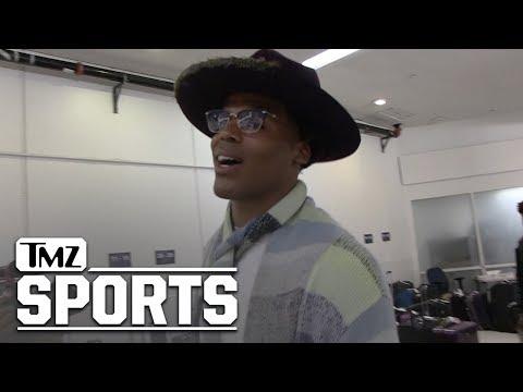 Cam Newton On Taylor Hearn Fight, 'It's Unfortunate' | TMZ Sports