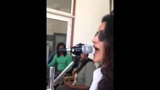 Debut of Chori Chori  Hunterrr - Sona Mohapatra