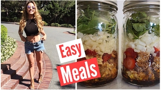 Meal Prep For Weight Loss | EASY MEAL IDEAS