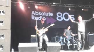 Then Jerico Big Area (LIVE @ Let's Rock Bristol 2013)