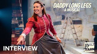 Meet Your Jerusha Abbott (Rebecca Jayne-Davies) | Daddy Long Legs The Musical | Barn Theatre