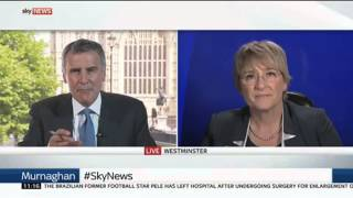 Liberal Democrat President Baroness Brinton speaks about party's collapse