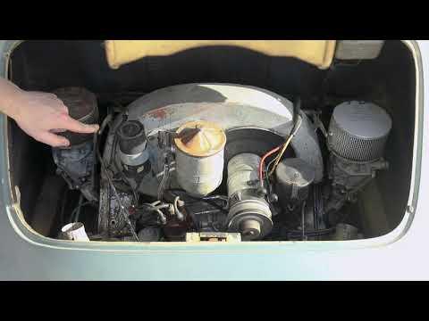 Video of '58 356 - PXWU