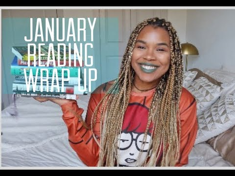 JANUARY READING WRAP UP