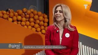 Deputetja Blerta Deliu rikthehet në kohë përmes muzikës