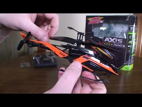 Air Hogs – Axis 400X – Review and Flight