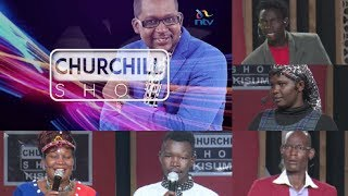 Churchill show S4 E46: Kisumu 'Maduong' Edition