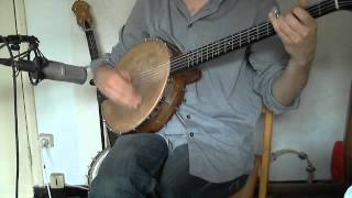 16 horsepower strawfoot cover banjo
