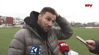 Sporti Në KTV   Lorik Cana Pritet Ne Menyre Madheshtore Ne Gjakove
