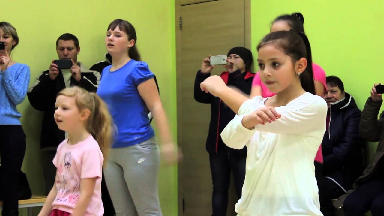 Хип-хоп видео дети 12 лет