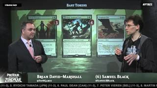 Pro Tour Battle for Zendikar Deck Tech: Bant Tokens with Samuel Black