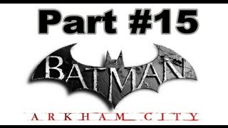 preview picture of video '#15 Batman: Arkham City - Joker hat die Heilung (Let's Play / Xbox 360 / Deutsch)'