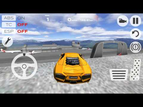 Hard Car Collectable extreme driving sim
