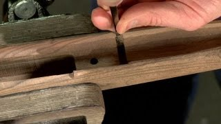 Gunsmithing - How to Inlet a Semi-Inletted Rifle Stock Presented by Larry Potterfield of MidwayUSA