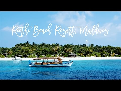 reethi beach resort baa atoll malediven eine abgelegene insel perfekt f r wassersportler. Black Bedroom Furniture Sets. Home Design Ideas