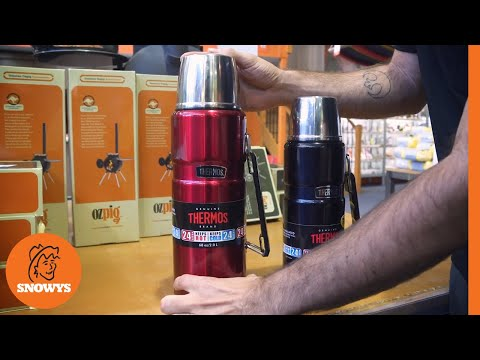 Thermos Stainless King Insulated Flask