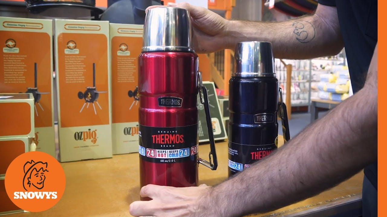 Stainless King Insulated 2L Flask