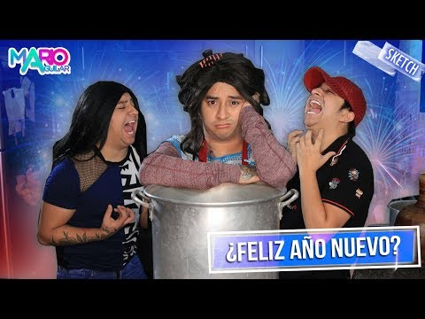 """Parodia De Mario Aguilar: """"¿Feliz Año Nuevo?"""""""