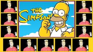 The Simpsons Theme - TV Tunes Acapella