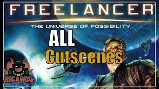 Freelancer All Movie cutscenes