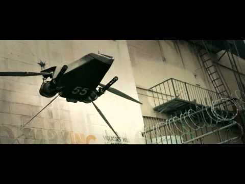 The Raven.2010 Action Sci-Fi Short movie