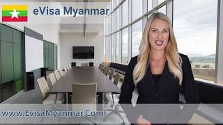 Myanmar Tourist E-Visa Application Online