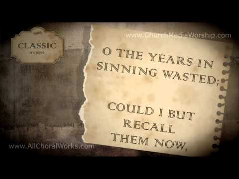 Must I Go And Empty handed Singalong Christian Video HD With Lyrics