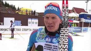 Лыжные гонки. Чемпионат России-2017. Мужчины. Масс-старт. 50 км. Классический стиль