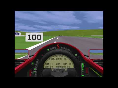 MicroProse Grand Prix 2 By Geoff Crammond Brazilian Grand Prix Round 1 (F1 1994)