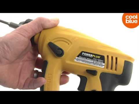 Powerplus POWX0178Li videoreview en unboxing (NL/BE)
