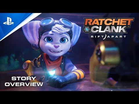 Story trailer de Ratchet & Clank : Rift Apart