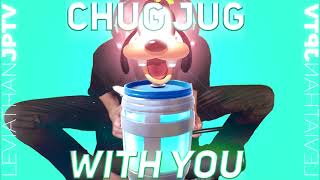 Goofy sings CHUG JUG WITH YOU