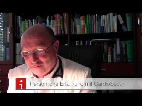 Klassifizierung der pulmonalen Hypertonie in Funktionsklasse