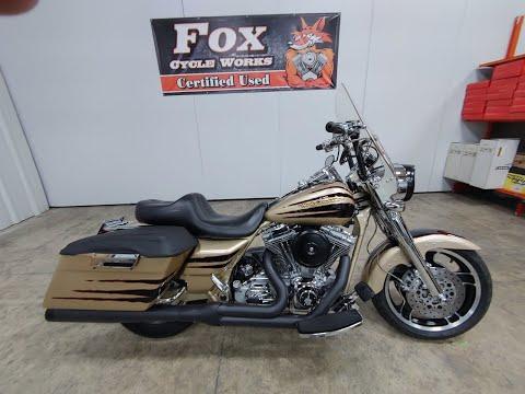 2003 Harley-Davidson Screamin' Eagle®  Road King® in Sandusky, Ohio - Video 1