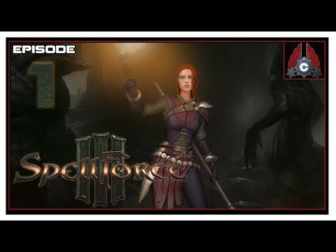 Let's Play SpellForce 3 With CohhCarnage - Episode 1