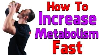 How to Increase your Metabolism | how to Boost Metabolism | REAL SOLUTION!!!