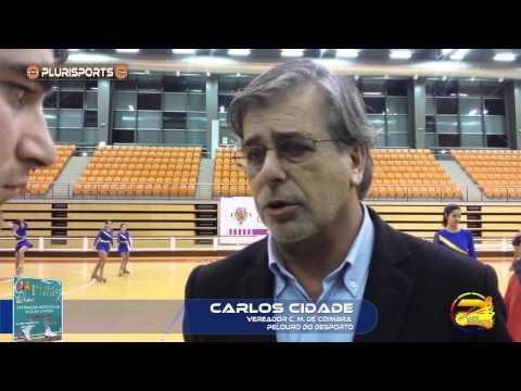 I Gala dos Reis - Entrevista ao Dr. Carlos Cidade, Vereador do Município de Coimbra